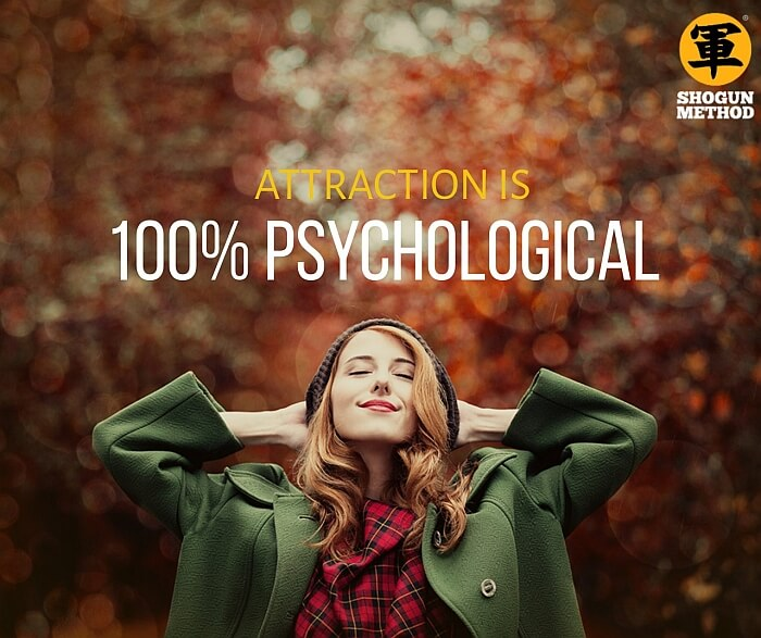 Female psychology attraction tactics are the bomb!