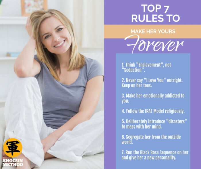How to make a woman want you - top seven ways