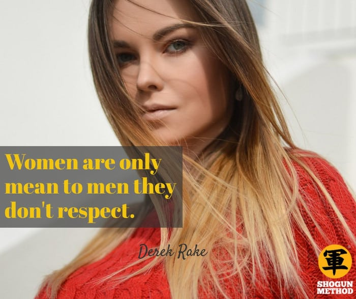 Why are women so mean to men
